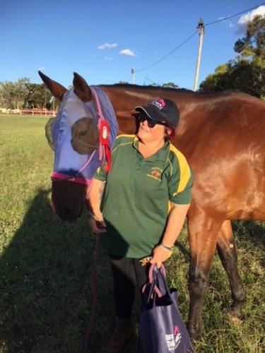 210206 Goldenmile Equestrian Club Inc Twilight Summer Games Series Cap and L Munro